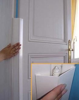 anti pince doigt et anti claque porte la boutique des inventions. Black Bedroom Furniture Sets. Home Design Ideas