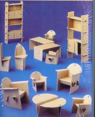 meuble miniature en carton gratuit conception carte lectronique cours. Black Bedroom Furniture Sets. Home Design Ideas