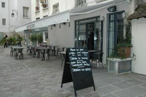Restaurant salon de th mont cao village saint paul - Salon des inventions paris ...