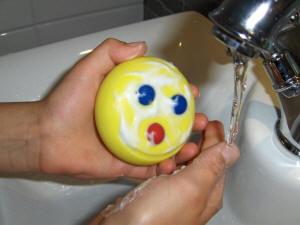 Soap'n Roll