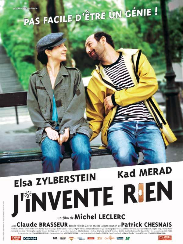 """J'invente rien"" en DVD"