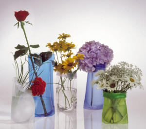 Vases transformables